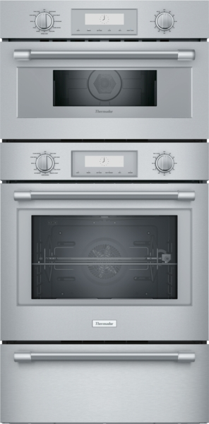 Thermador Triple Speed Oven 30'' Stainless Steel