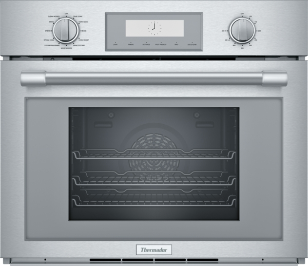 Thermador Steam Convection Oven 30'' Stainless Steel