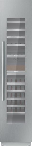Thermador T18IW905SP, Wine cooler with glass door