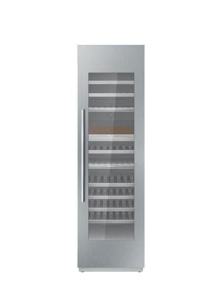 Thermador Wine cooler with glass door 24''