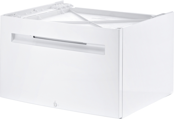 Model: WMZPW20W | Bosch 15 inch pedestal Laundry Accessory