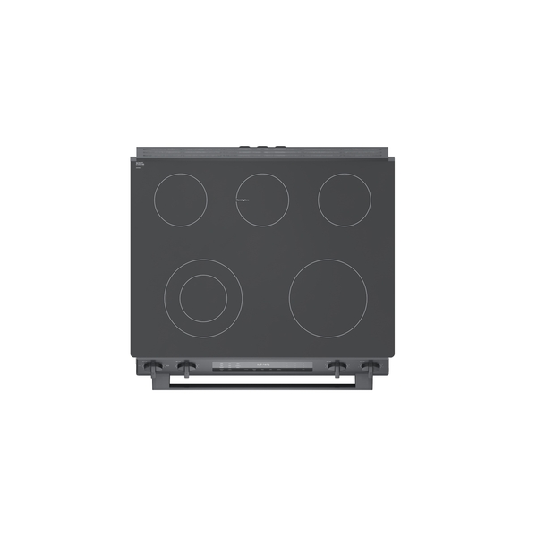 Model: HEI8046U | Bosch 800 Series Electric Slide-in Range 30''
