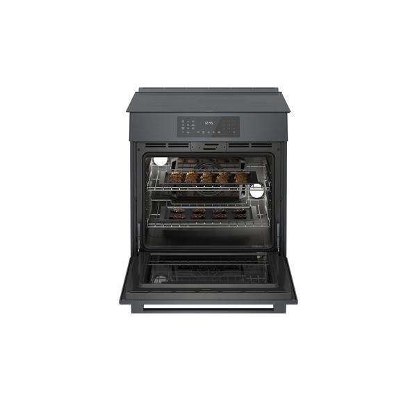 Model: HII8046U   Bosch 800 Series Induction Slide-in Range 30''