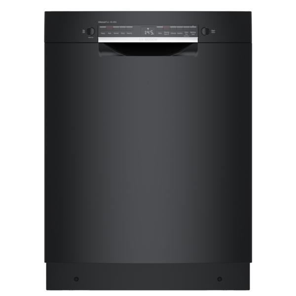 "Bosch 24"" Recessed Handle ADA-compliant Dishwasher"