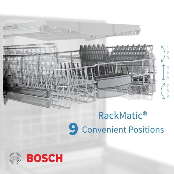 Bosch SGE53X52UC, Dishwasher