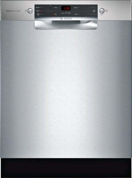 Bosch SGE53X55UC, Dishwasher