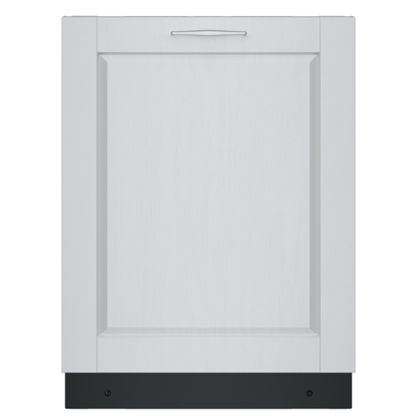 "Bosch 800 Series  24"" Custom Panel ADA-compliant  Dishwasher"