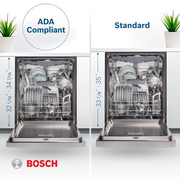 Bosch SGX68U55UC, Dishwasher