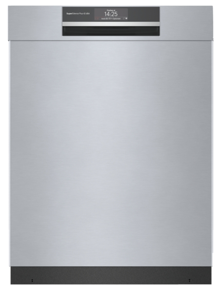 Bosch 800 Series 24'' Recessed Handle Dishwasher