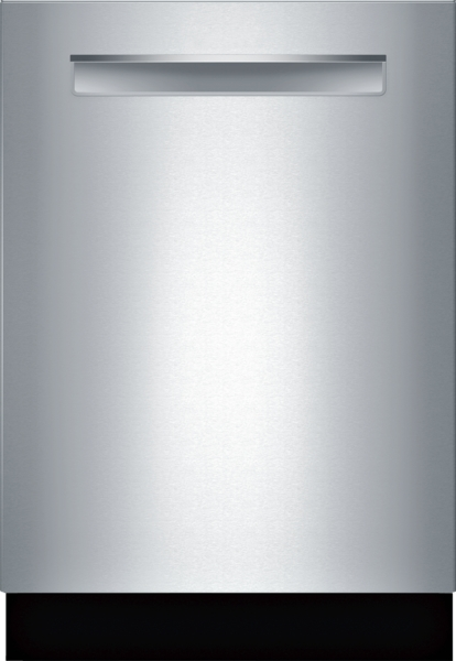 "Bosch 500 Series Dishwasher 24"" Pocket Handle Dishwasher"