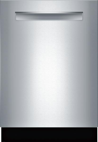 """Bosch 800 Series DLX 24"""" Pocket Handle Dishwasher"""