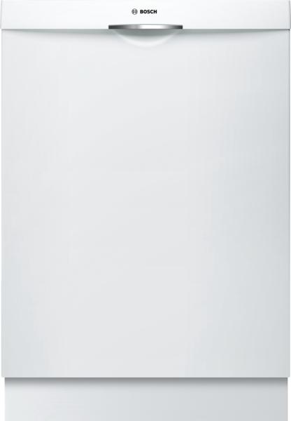 Bosch 300 Series 24'' Scoop Handle Dishwasher