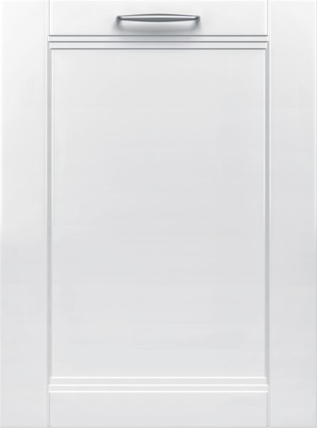 "Bosch 800 Series 24"" Custom Panel Dishwasher"
