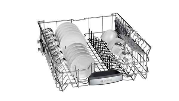 "Model: SHX878ZD5N   Bosch 800 Series 24"" Bar Handle Dishwasher"