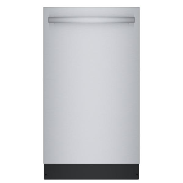 "Bosch 800 Series 18"" Bar Handle ADA-compliant  Dishwasher"