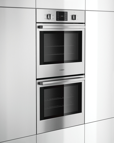 Model: HBL5551UC   Bosch 500 Series Double Wall Oven 30''
