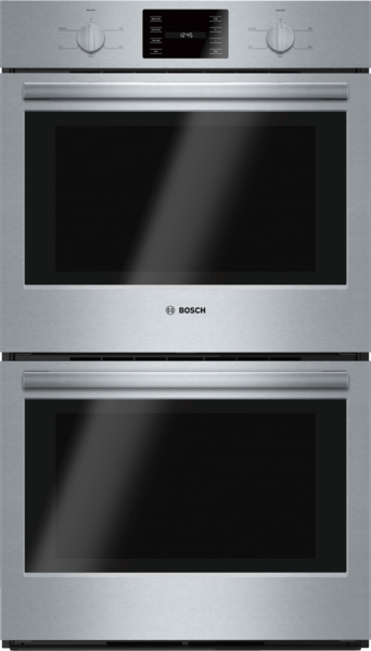 Bosch 500 Series Double Wall Oven 30''