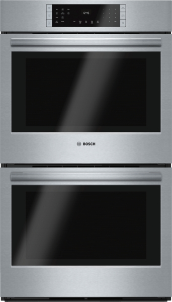 Bosch 800 Series Double Wall Oven 30''