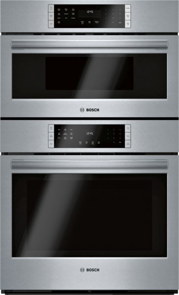 Bosch 800 Series Combination Oven 30'' Stainless Steel