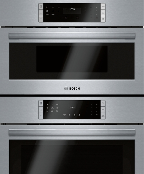 Model: HBL87M53UC | Bosch 800 Series Combination Oven 30'' Stainless Steel
