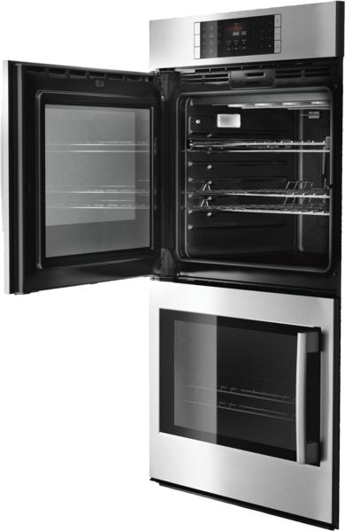 Model: HBLP651LUC | Bosch Benchmark® Double Wall Oven 30'' Left SideOpening Door