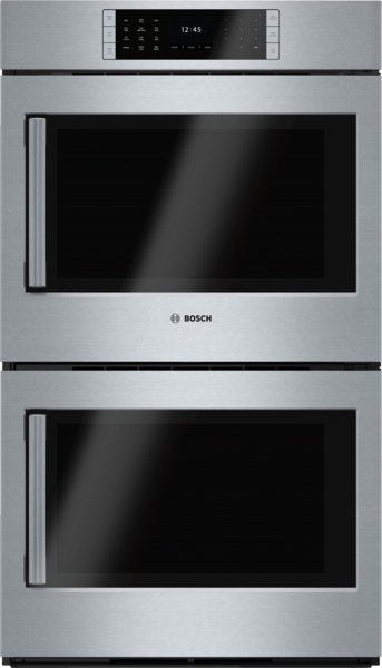 Bosch Benchmark® Double Wall Oven 30'' Right SideOpening Door