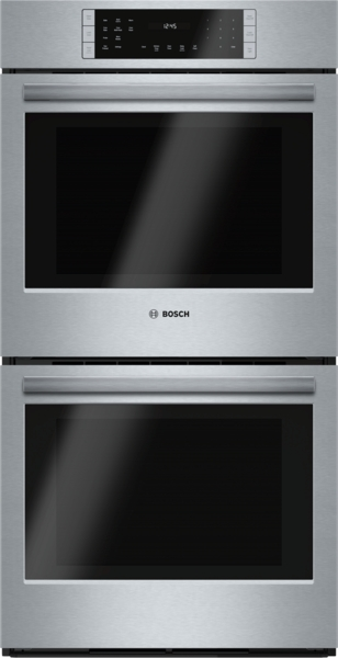 Model: HBN8651UC | Bosch 800 Series Double Wall Oven 27''