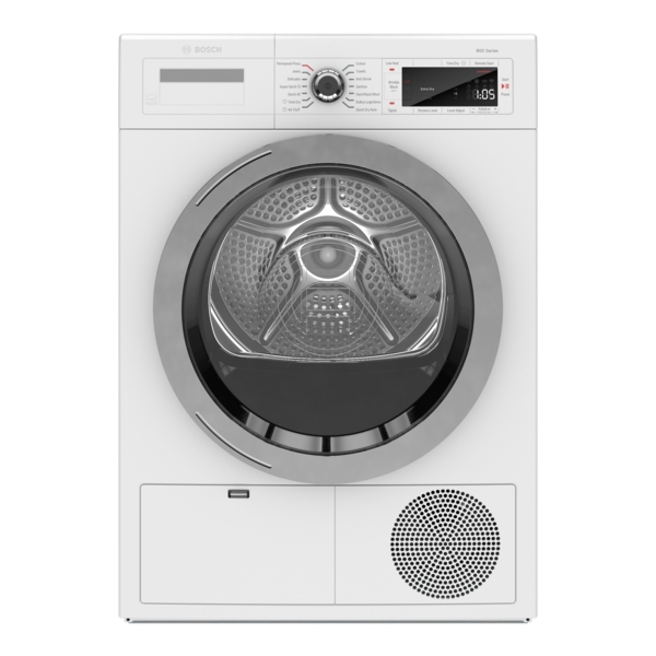 Bosch WTG865H4UC, Compact Condensation Dryer