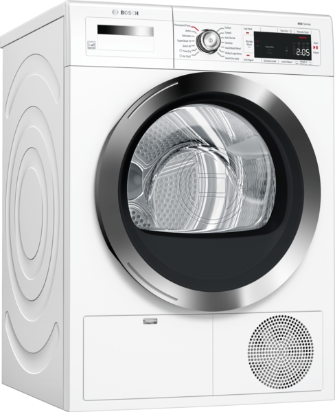 Bosch 800 Series Compact Condensation Dryer 24''