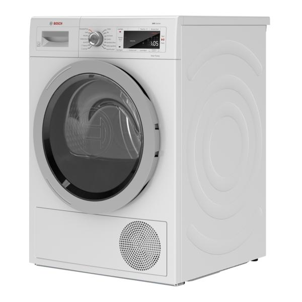 Bosch WTW87NH1UC, Heat Pump Dryer