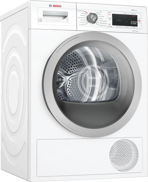 Bosch 500 Series Heat Pump Dryer 24''