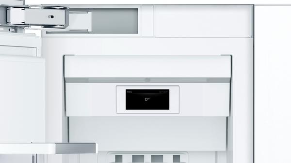Bosch B18IF905SP, Built-in Freezer