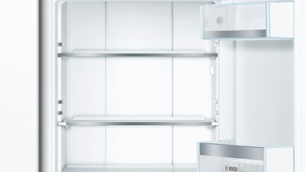 Model: B09IB91NSP | Bosch 800 Series Built-in Custom Panel Bottom Freezer Refrigerator
