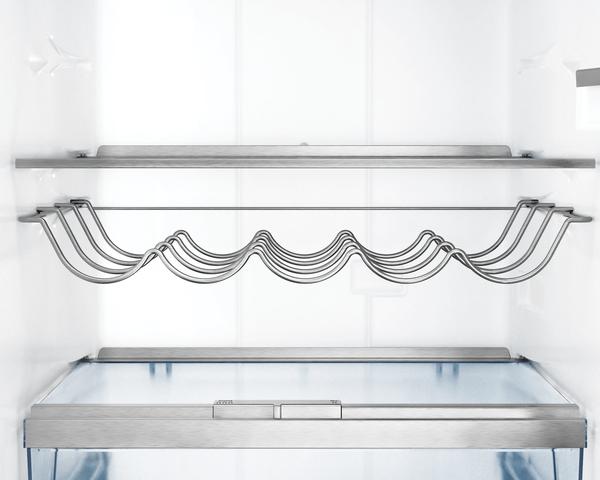 "Model: B11CB50SSS | Bosch 500 Series 24"" Counter-Depth Bottom Freezer"
