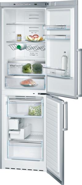 "Model: B11CB81SSS | Bosch 800 Series Freestanding 24"" Counter-Depth Bottom-Freezer  with Ice Maker"