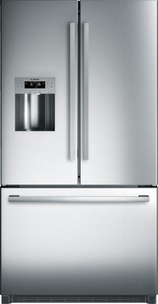 "Bosch 800 Series 36""  French Door Bottom Mount Refrigerator"