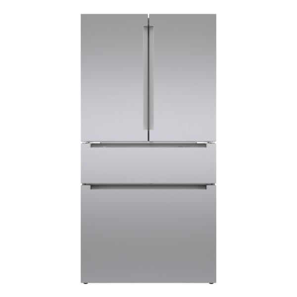 Bosch 800 Series French Door Bottom Mount Refrigerator 36''
