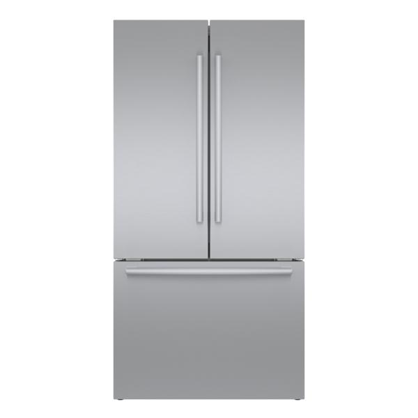 "Bosch 800 Series 36"" Counter-Depth French Door Bottom Mount Refrigerator"