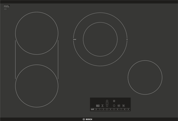 "Bosch 800 Series 30"" Electric Cooktop"