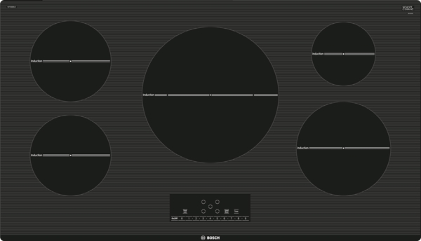 """Bosch 500 Series 36"""" Induction Cooktop"""
