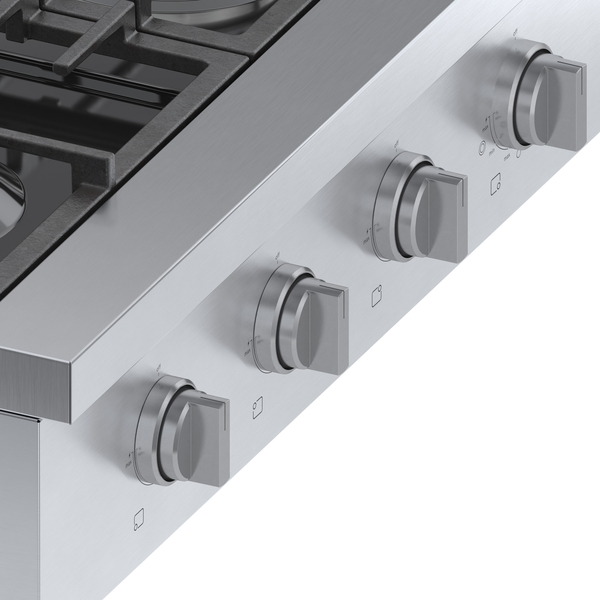 Model: RGM8058UC | Bosch 800 Series Gas Rangetop 30''