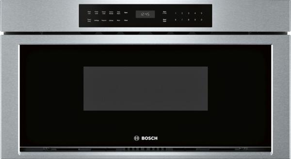 "Bosch 800 Series 30"" Drawer Microwave"