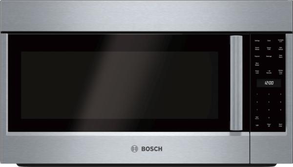 Bosch 500 Series Over-The-Range Microwave 30'' Left SideOpening Door