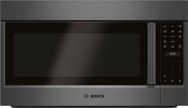 Bosch 800 Series Over-The-Range Convection Microwave 30'' Left Side Opening Door