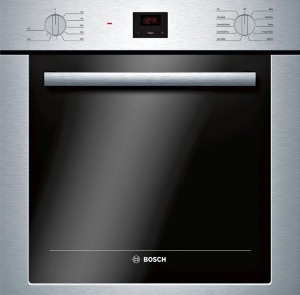 Bosch 500 Series Single Wall Oven  24''