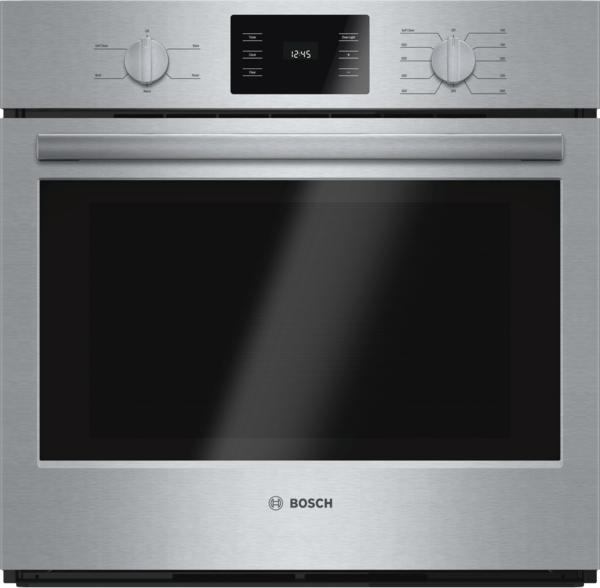 Bosch 500 Series Single Wall Oven 30''