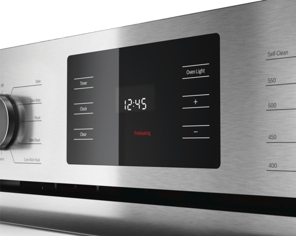 Model: HBL5451UC   Bosch 500 Series Single Wall Oven 30''