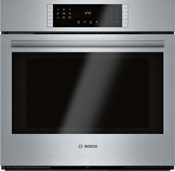 Bosch 800 Series Single Wall Oven 30''