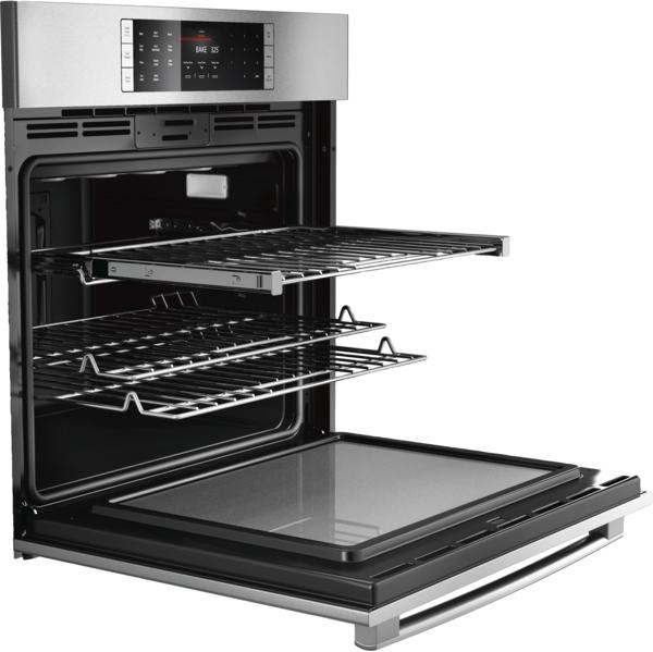 "Model: HBLP451UC   Bosch Benchmark® Single 30"" Wall Oven"