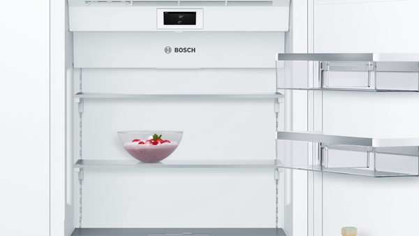Bosch B30BB935SS, Built-in Bottom Freezer Refrigerator